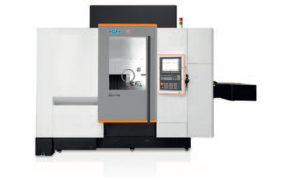 Mikron MILL P 900 GF Machining Solutions