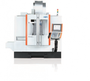 Mikron VCE 1000 Pro GF Machining Solutions