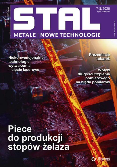 STAL Metale&Nowe Technologie 7-8/2020