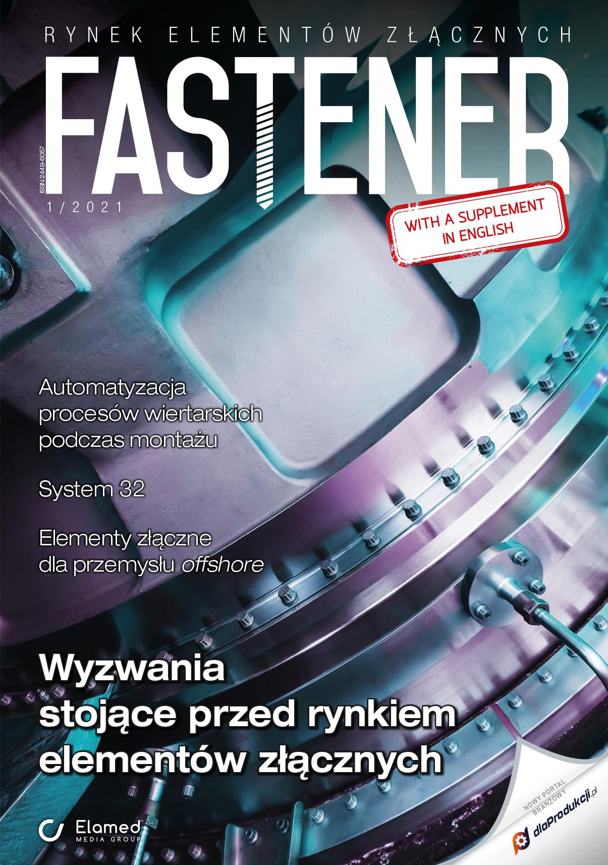 Fastener 1/2021