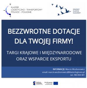Klaster Logistyczno-Transportowy Północ-Południe-dlaProdukcji.pl