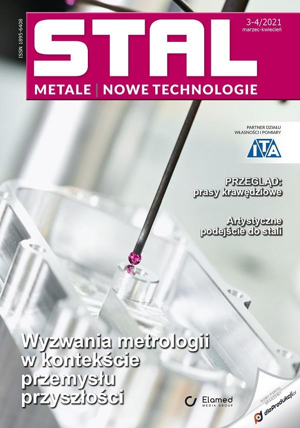 STAL Metale&Nowe Technologie 3-4/2021