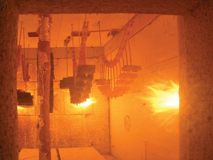 Mocowanie instalacji elektrycznej z odpornością ogniową dlaProdukcji.pl