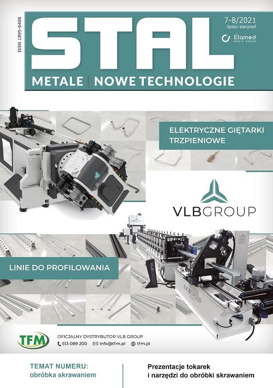 STAL Metale & Nowe Technologie 7-8/2021